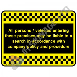 All-Persons-Vehicles-Entering-The-Premises-May-Be-Liable-To-A-Search_400x300