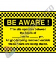 Be-Aware!-Goods-Being-Removed-Are-Being-Stolen-Notice_600x400