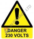 Danger-230-Volts_50x60