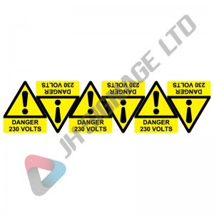 Danger-230-Volts_50x60_6Pack