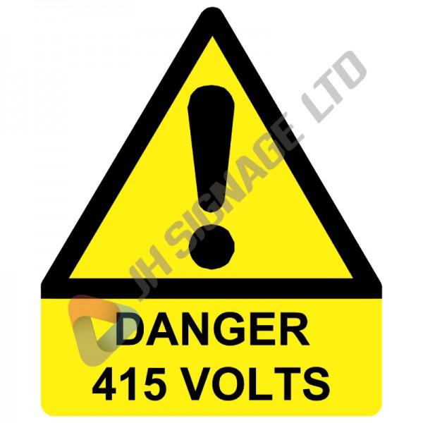 Danger-415-Volts_50x60