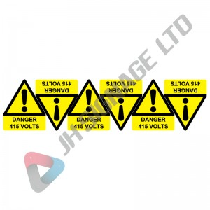 Danger-415-Volts_50x60_6pack