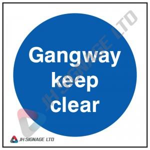 Gangway-Keep-Clear_100sq