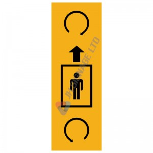 Lift-Machine-Direction-Labels_40x120