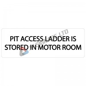 Pit-Access-Ladder-Is-Stored-In-Motor-Room_400x140