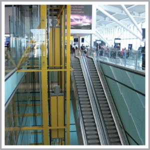 Lift & Escalator Signs