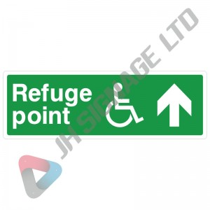Disabled-Refuge-Point-Up-Arrow_300x100