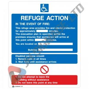 Refuge-Action-Notice_250x300