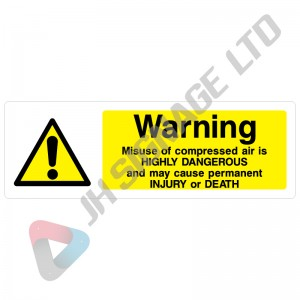 Warning-Misuse-Of-Compressed-Air-Is-Highly-Dangerous-And-May-Cause-Permanent-Injury-Or-Death_600x200