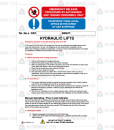 Hydraulic Lifts Emergency Release Procedure - Version 2